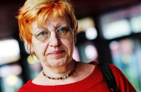Porodní asistentka Ivana Königsmarková