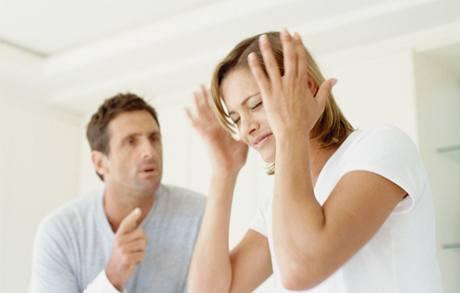 Rozvod je nepříjemnou zkušeností