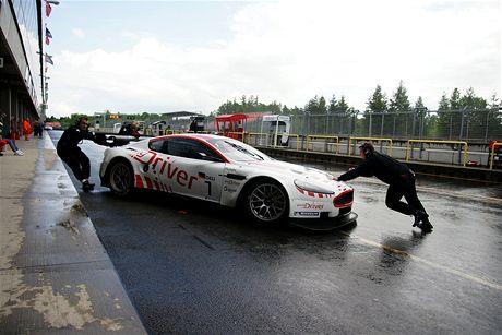 Mistrovství světa FIA GT 2010 v Brně.