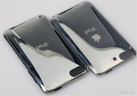 iPod Touch 3G s fotoaparátem