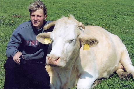 V hospůdce U Štěpána ochutnáte nejen steaky z masa  plemene Charolais.