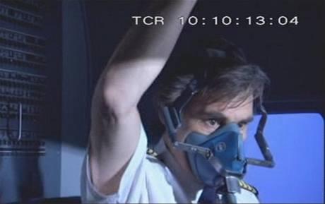 Letecké katastrofy - Požár na palubě