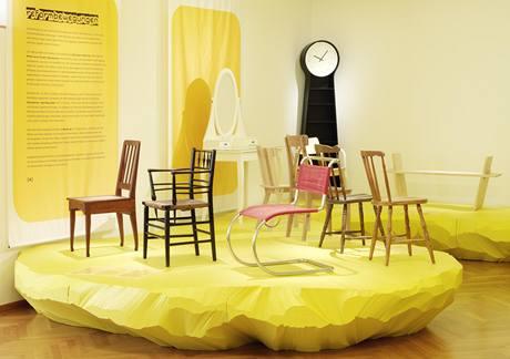 Expozice IKEA