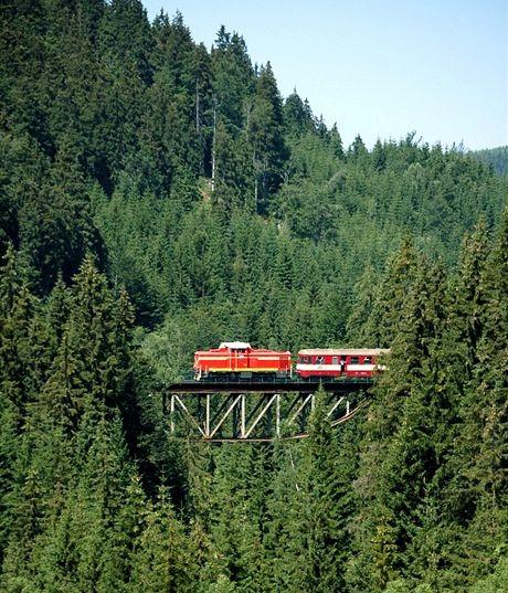 Kořenovská zubačka, ozubnicová lokomotiva T426.003