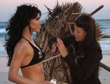 Jana Doleželová na Kubě