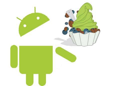 Google představil Android 2.2 Froyo