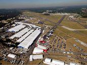 Farnborough Airshow.
