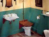 Největší Museum vesnického života vBritánii uspořádá v srpnu 2010 u příležitosti 100. výročí smrti vynálezce moderní toalety Thomase Crappera speciální výstavu.