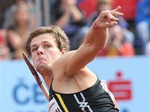 Oštěpař Petr Frydrych hodil na Zlaté tretře letošní nejlepší světový výkon 88,23 m