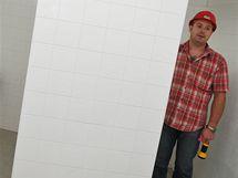 V brněnské hale Rondo budou divákům do nové sezony HC Komety Brno sloužit velkorysé a větší toalety (26. květen 2010)