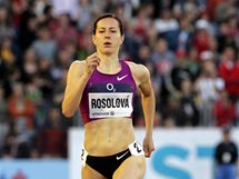 Denisa Rosolová, překvapivá vítězka závodu na 400 metrů na Zlaté tretře