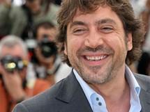 Cannes 2010 - herec Javier Bardem (vpravo)