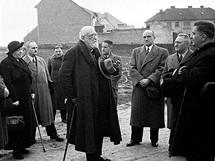 František Křižík u Bechyňky