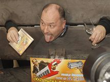 Michal David - netradiční křest CD muzikálu Je třeba zabít Davida