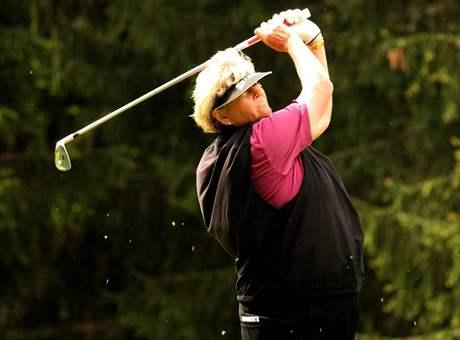 Laura Daviesová, druhé kolo Ladies Slovak Open 2010.