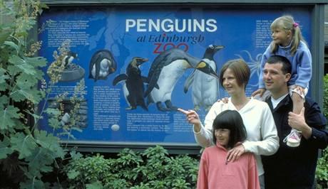 Edinburghské zoo