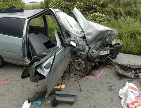 Nehoda si vyžádala těžká zranění