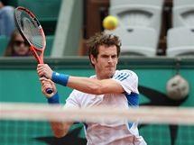 Andy Murray returnuje