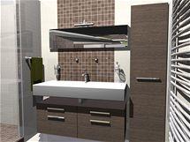 Modernizace staré koupelny třikrát jinak