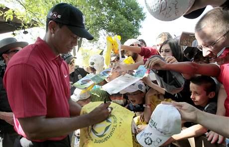 Tiger Woods, Memorial, fanou�ci