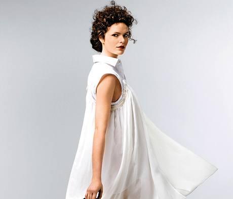 Bílá móda.