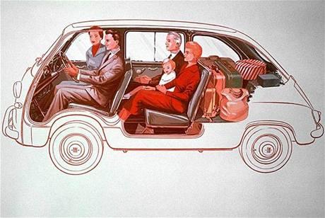 Fiat Multipla (1955)