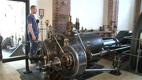 Stará čistírna Ekotechnické museum