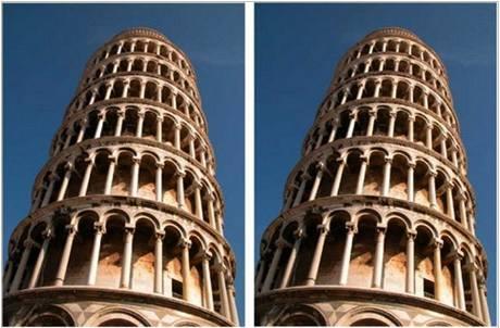 Šikmá a ještě šikmější věž
