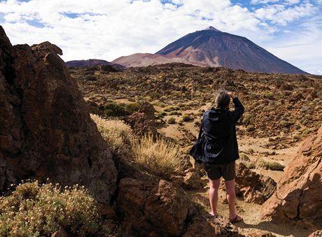 Španělsko, Tenerife, Mount Teide