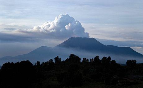 Kongo, Nyiragongo