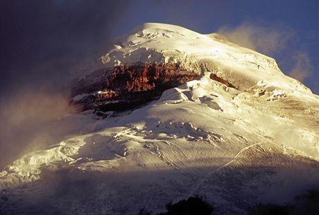 Ekvádor, Cotopaxi