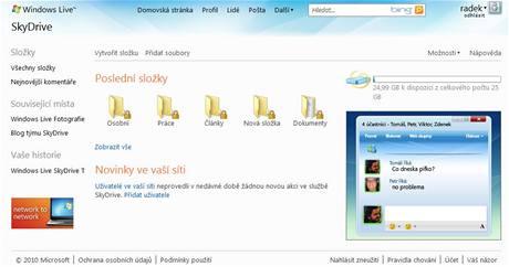 Live - SkyDrive