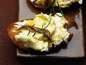 Brandade: bramborov� ka�e se solenou treskou.