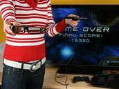 Sony 3D televize a Playstation 3