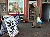 Hrabství Cumbria je šokováno vražděním Derricka Birda (3. června 2010)