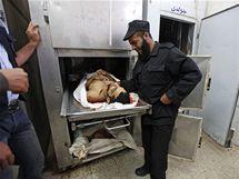 Izraelské námořnictvo zastřelilo přinejmenším 4 palestinské potápěče (7. června 2010)