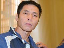 Erdenebat Duu z Mongolska je v Brně souzen za vraždu vietnamského páru v herně na ulici Cejl