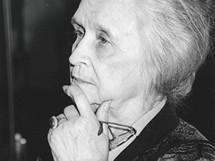 Primabalerína Marina Semjonovová