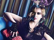 Oficiální fotka Madonny pro Louis Vuitton.