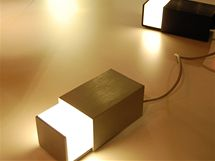 """Box Light"" od finského designéra Jonase Hakaniemiho"