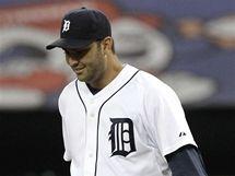 Armando Galarraga z Detroitu Tigers