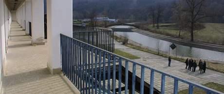 Brněnská Riviéra v Pisárkách patřila na přelomu 19. a 20. století k oblíbeným výletním místům