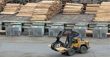 Ceny dřeva mohou ohrožují i další podniky.