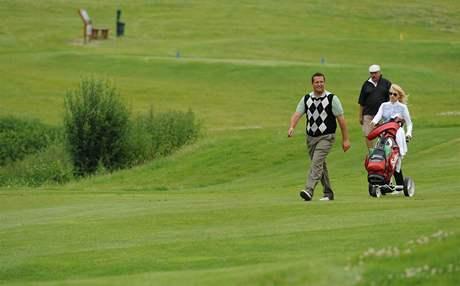 Viktor Skalle, Czech PGA Matchplay Championship 2010, Ropice.