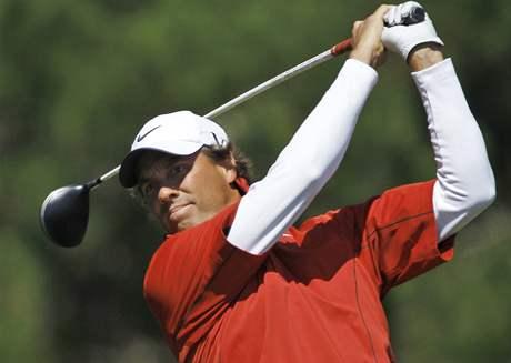 Stephen Ames, první kolo US Open 2010.