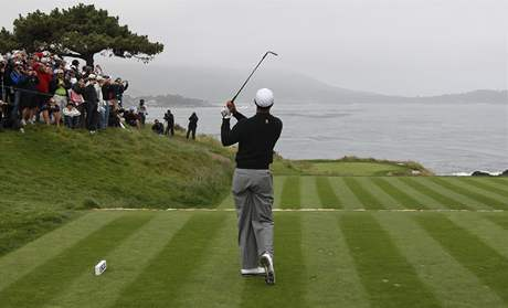 Tiger Woods, Pebble Beach, US Open