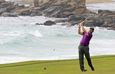 Phil Mickelson, US Open, Pebble Beach, 2. kolo