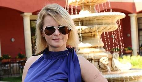 Iveta Bartošová je zase v kondici