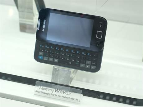 Samsung Wave 2 pro