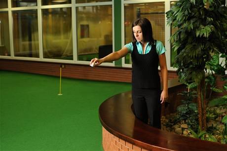 Seriál o golfových pravidlech - indoor.